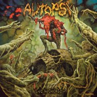 AUTOPSY -LIVE IN CH-CD