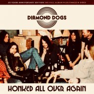 DIAMOND DOGS -HONKED/BLU-LP