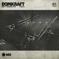 DOMKRAFT -DAY OF/BLU-LP