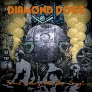 DIAMOND DOGS -TOO MUSH I-CD